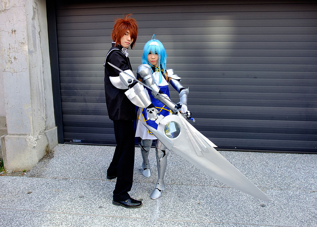 File Cosplayers Of Basara Tojo And Yuki Nonaka The Testament Of Sister New Devil At Ffk8 20151129 Jpg Wikimedia Commons