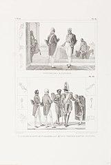 Costume des ministres