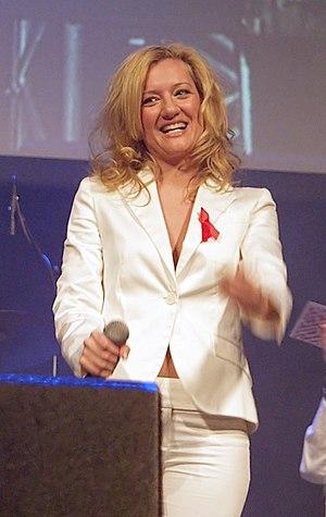 "Juliette Schoppmann - Charity concert ""Cover me"" 2006, Cologne, Germany"