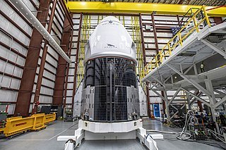 Crew Dragon <i>Resilience</i> SpaceX Crew Dragon spacecraft