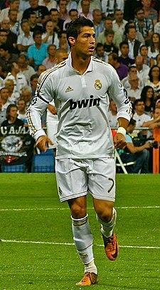 La Historia de Cristiano Ronaldo