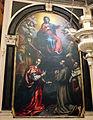 Cristofano allori, immacolata, santi e annunciazione, 04.JPG