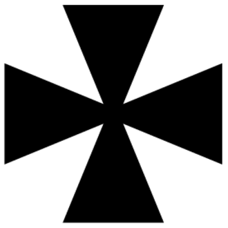 Cross pattée - Image: Cross Not Pattee Not Maltese