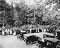 Crowd watching tug-of-war, probably at Bloedel Donovan picnic, ca 1922-1923 (INDOCC 1106).jpg