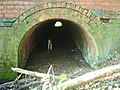 Culvert under disused railway, Donisthorpe, Leicestershire.jpg