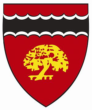 Currier House (Harvard College) - Shield of Currier House
