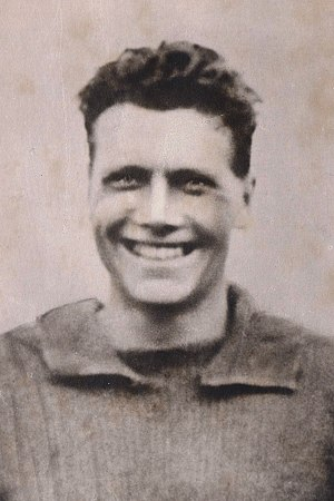 Cyril Hunter - Hunter while with Brentford in 1922.