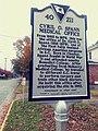 Cyril O. Spann Medical Office historical marker.jpg