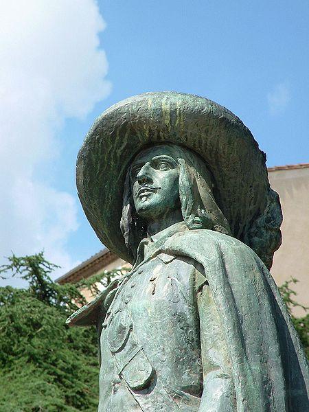File:D'Artagnan Auch.jpg
