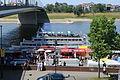 Düsseldorf - Oberkasseler Brücke + Joseph-Beuys-Ufer (Tonhalle) 03 ies.jpg