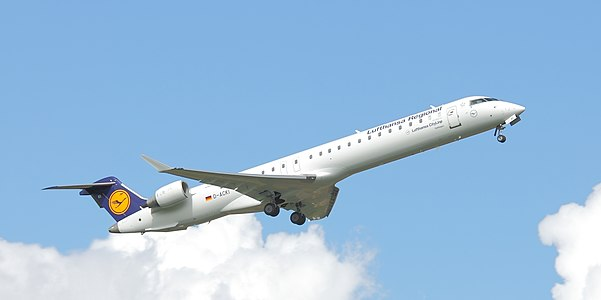 Canadair Regional Jet CRJ900LR D-ACKI