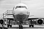 D-ALCL Lufthansa Cargo McDonnell Douglas MD-11F waiting to weighed down for departing to Chicago (KORD) @ Frankfurt - Rhein-Main International (FRA EDDF) 10.06.2015 (18763054321).jpg