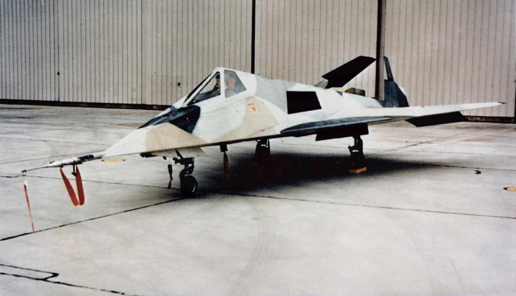 DARPA USAirForce HaveBlue