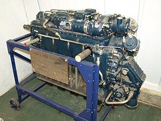De Havilland Gipsy Major - Supercharged Gipsy Major 50