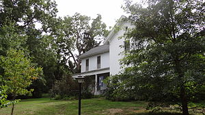 National Register of Historic Places listings in Monongalia County, West Virginia - Image: DIB Anderson Farm