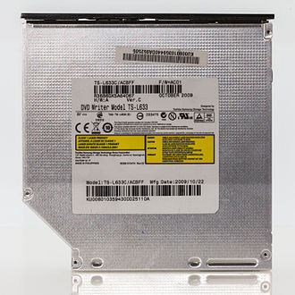 Toshiba Samsung Storage Technology - A slimline DVD Writer TS-L633