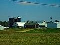 Dairy Farm with Three Harvestore Silos - panoramio.jpg