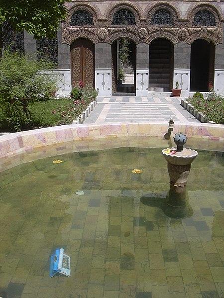 File:Damaskus, Bimaristan Nuri (Nurredin Hospital), 1154 (38706984471).jpg