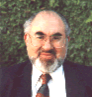 Daniel J. Elazar - Image: Daniel Elazar
