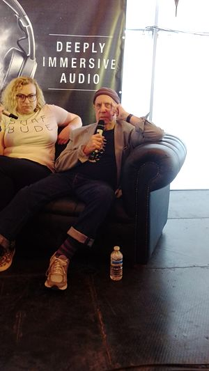 Danny Fields - Danny Fields in conversation with Jennifer Otter Bickerdike at Liverpool Sound City 2017