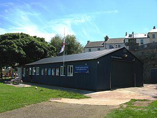 Dart Lifeboat Station lifeboat station in Dartmouth, Devon, UK