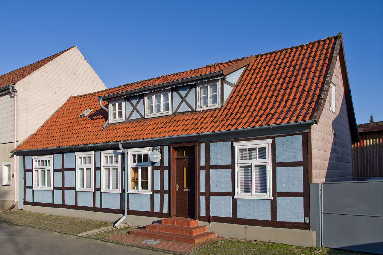 video titten im haus Lüchow (Wendland) (Lower Saxony)