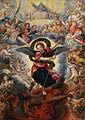 Das jüngste Gericht mit dem hl Michael im Kampf mit dem Satan um1610.jpg