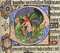David slaying the lion - British Library Add MS 42131 f95r.jpg