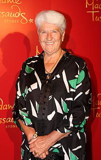 Dawn Fraser Australian swimmer and politician