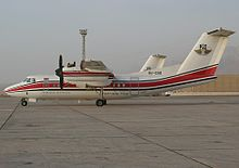 De Havilland Petroleum Air Services SU-CBD AQJ April 2008.jpg