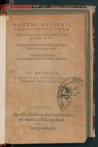 Dante Alighieri Wikiquote