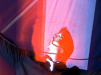 Brandon Rike - Brandon Rike performing with Dead Poetic at Cornerstone Music Festival
