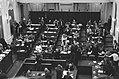 Debat (Koninkrijksdebat) onafhankelijkheid Suriname overzicht kamer, Bestanddeelnr 928-2186.jpg