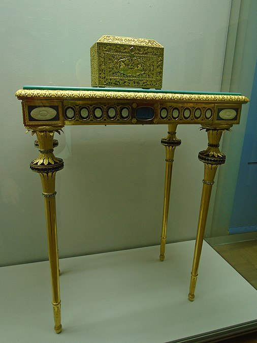 Decorative table in the Hermitage 2020-12-01 (1).jpg
