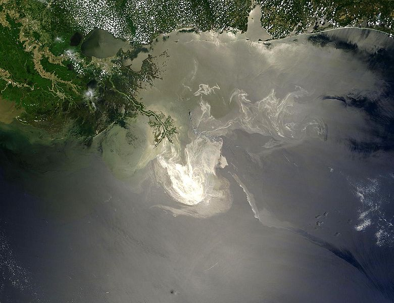 Deepwater Horizon Oil Spill May 24, 2010