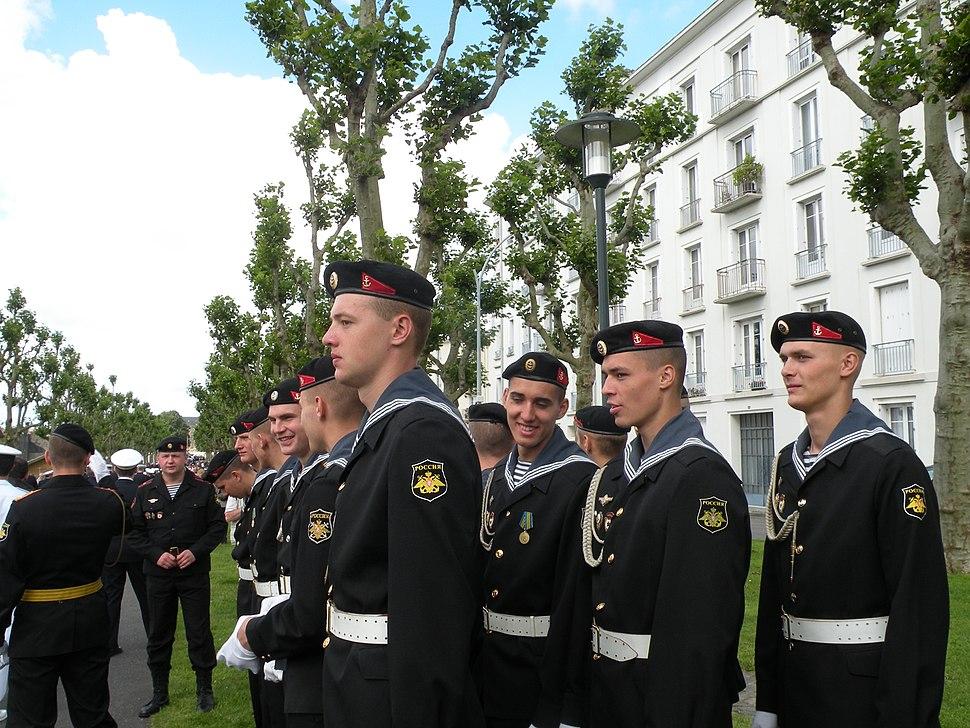 Defile 14 juillet - Brest - 95
