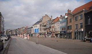 Deinze Municipality in Flemish Community, Belgium