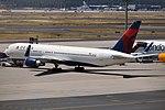 Delta Air Lines, N16065, Boeing 767-332 ER (44389254521).jpg