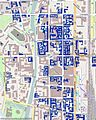 Demolished buildings in central Uppsala 1958-78.jpg