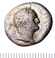 Denarius of Vespasian (obv) (FindID 123335).jpg