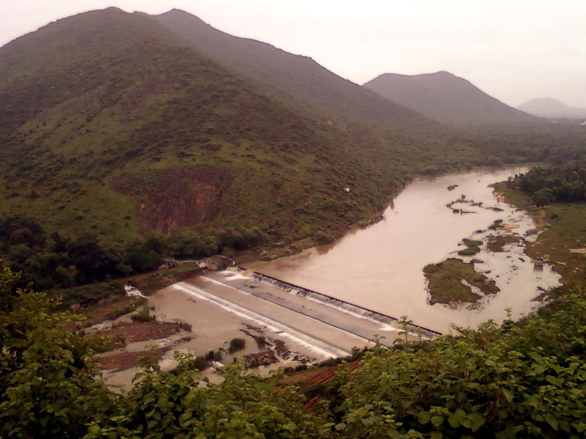 River: Champavathi River