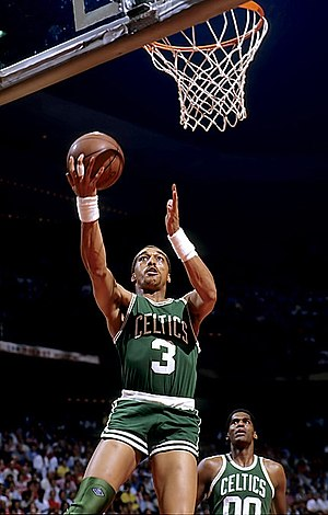 "Boston Celtics - Dennis Johnson was another key member of the Celtics, along with the ""Big 3""."