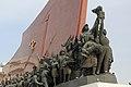 Detail pomníku Kim Ir-sena - panoramio.jpg