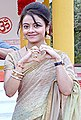 Devoleena Bhattacharjee during the promotion event of Dilwale.jpg
