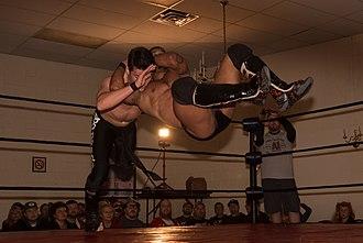 "Dezmond Xavier - Xavier hitting a cutter on ""Speedball"" Mike Bailey"