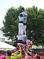 Diada castellera festes de primavera 2014 a Sant Feliu de Llobregat P1480272.jpg
