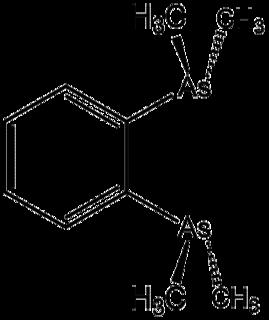 1,2-Bis(dimethylarsino)benzene