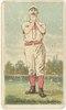 Dick Johnston, Boston Beaneaters, baseball card portrait LCCN2007680750.tif