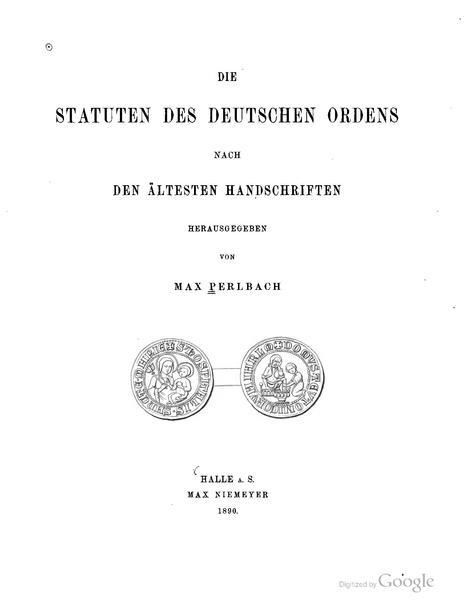 File:Die Statuten des Deutschen Ordens nach den aeltesten Handschriften.pdf