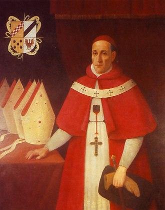 Diego Morcillo Rubio de Auñón - Diego Morcillo Rubio de Auñón, Archbishop of Lima, Viceroy of Peru